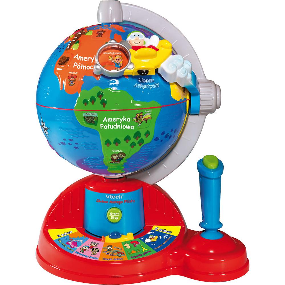 Vtech Fly & Learn Globe