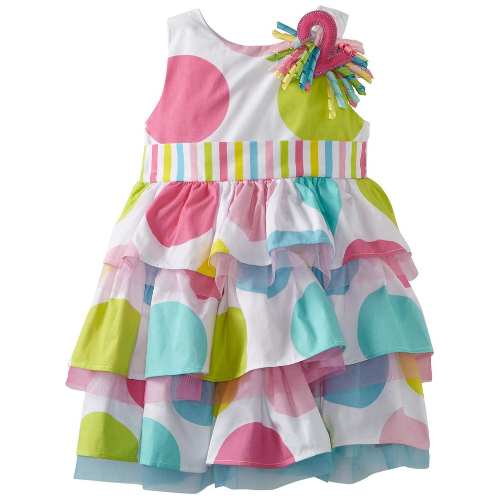 Mud Pie I'm 2 Birthday Dress