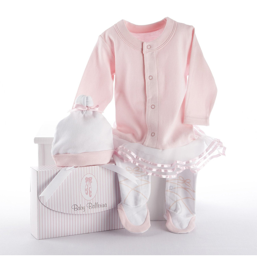 Baby Aspen Big Dreamzzz Baby Ballerina