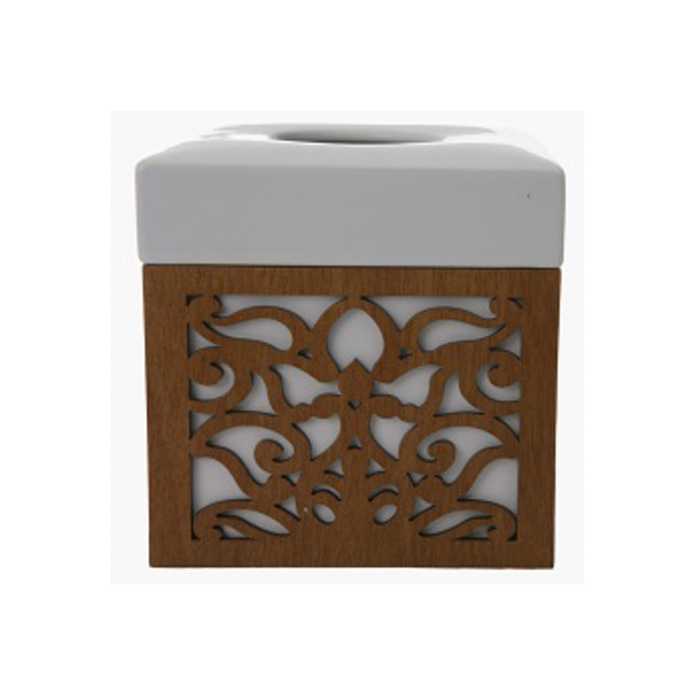 Russell Square Tissue Box Cover