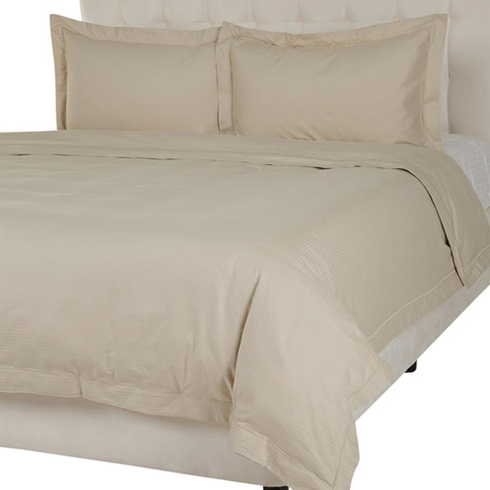 Home Centre Indulgence 3Pc King Duvet Cover Set 220x230cm