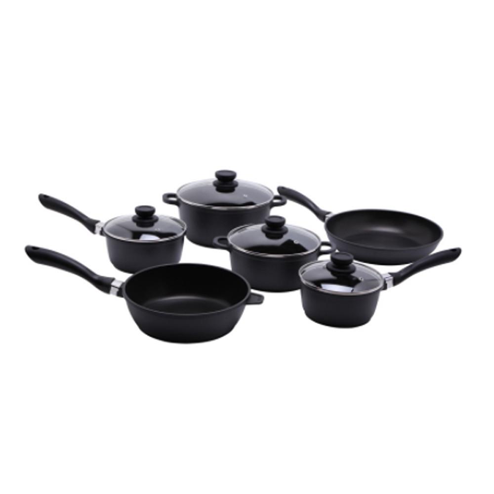 Home Centre Spark 10-piece Cookware Set