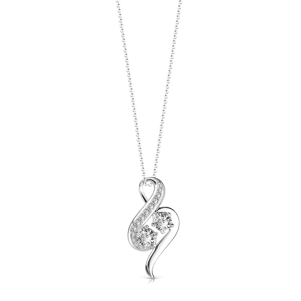 Damas You & I Pendant