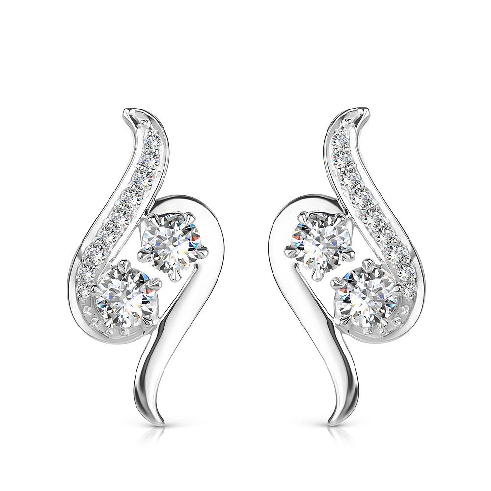 Damas You & I Earrings