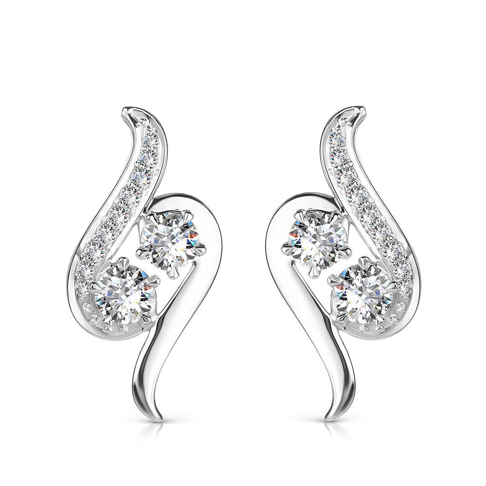 Damas You & I Earrings