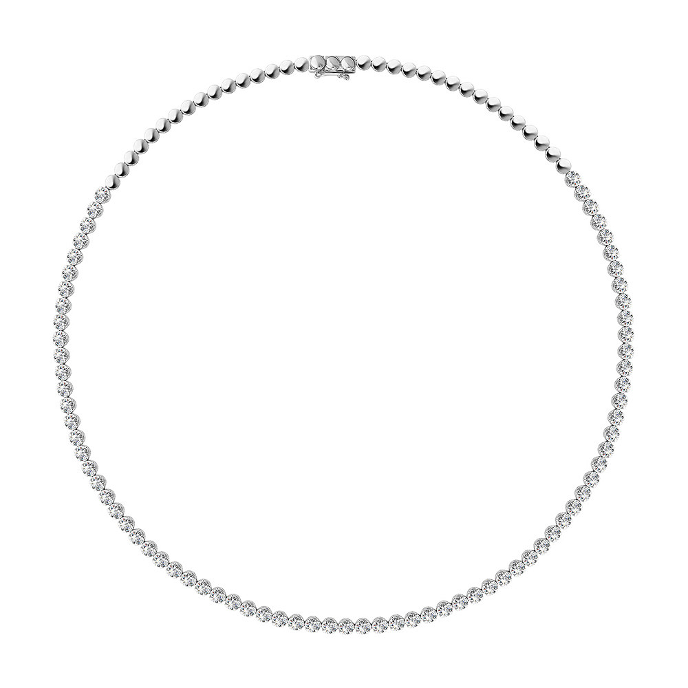 Damas Tennis Necklace