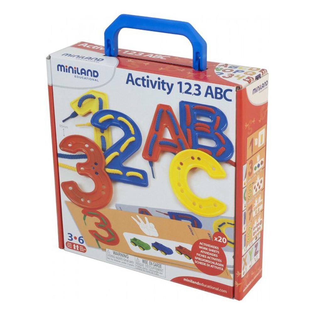 Miniland Activity ABC
