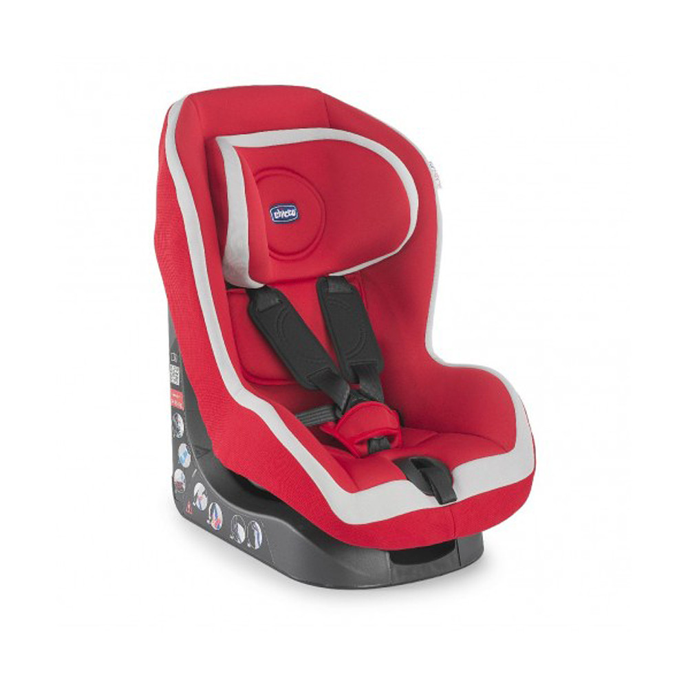 Chicco Go-One Car Seat Red