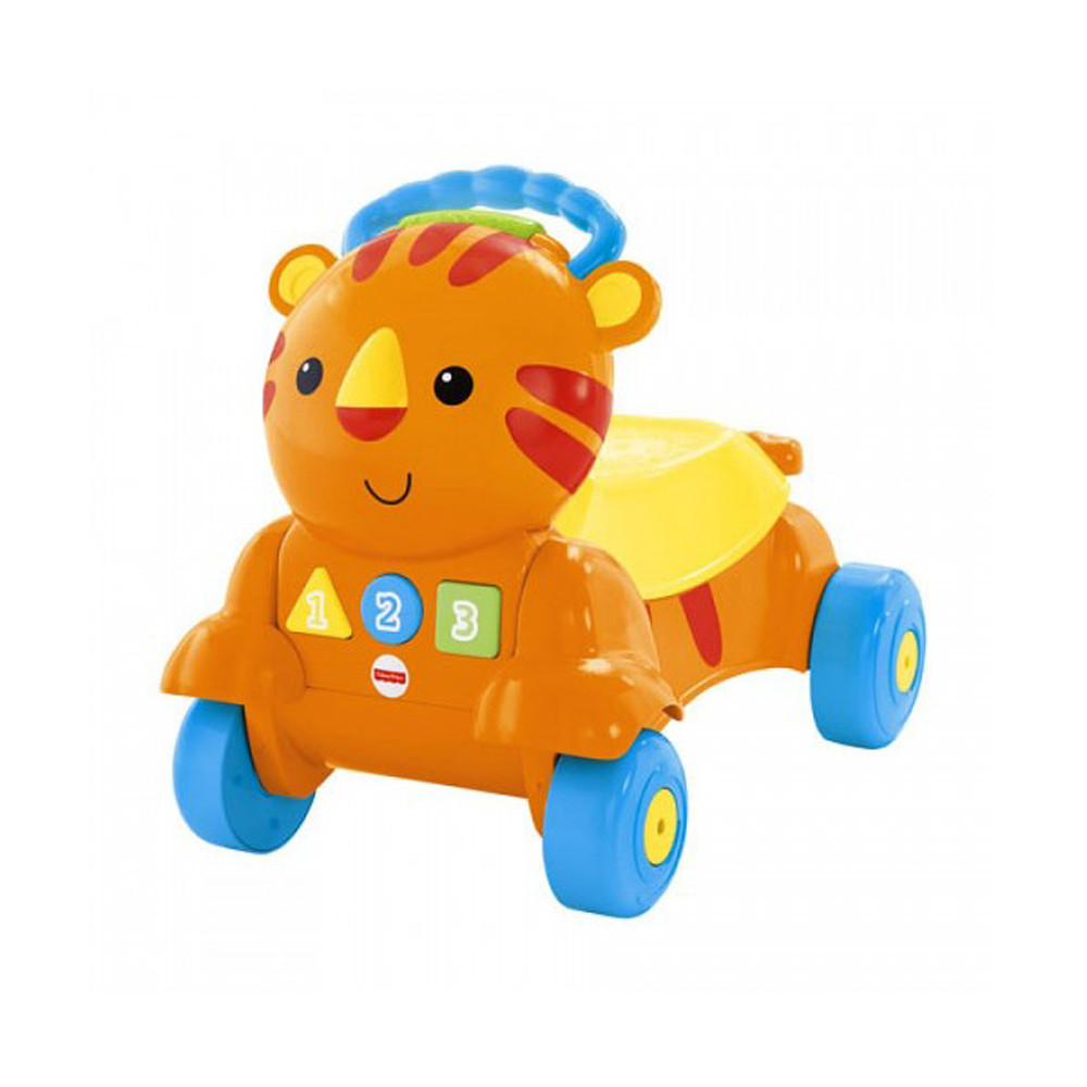 Fisher Price 2 in 1 Tiger Engine