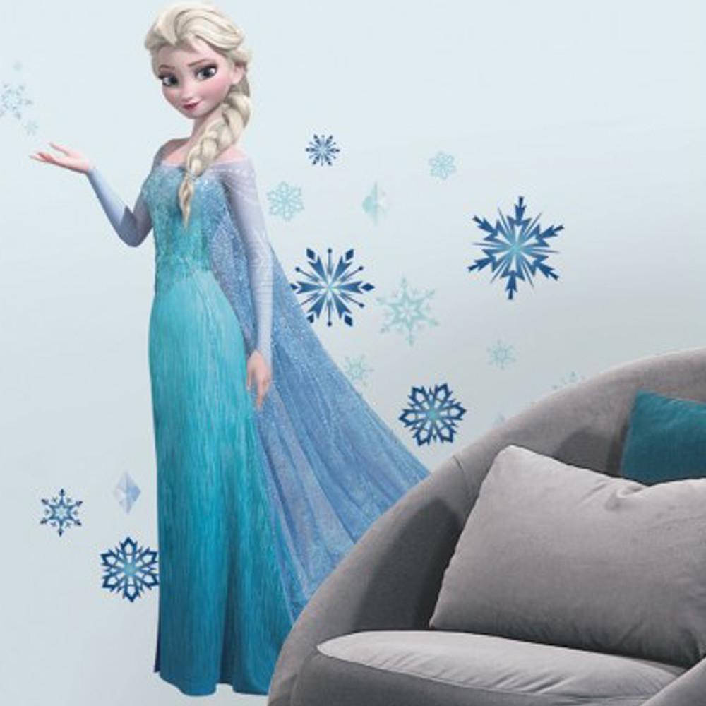 Room Mates Elsa Wall Stickers