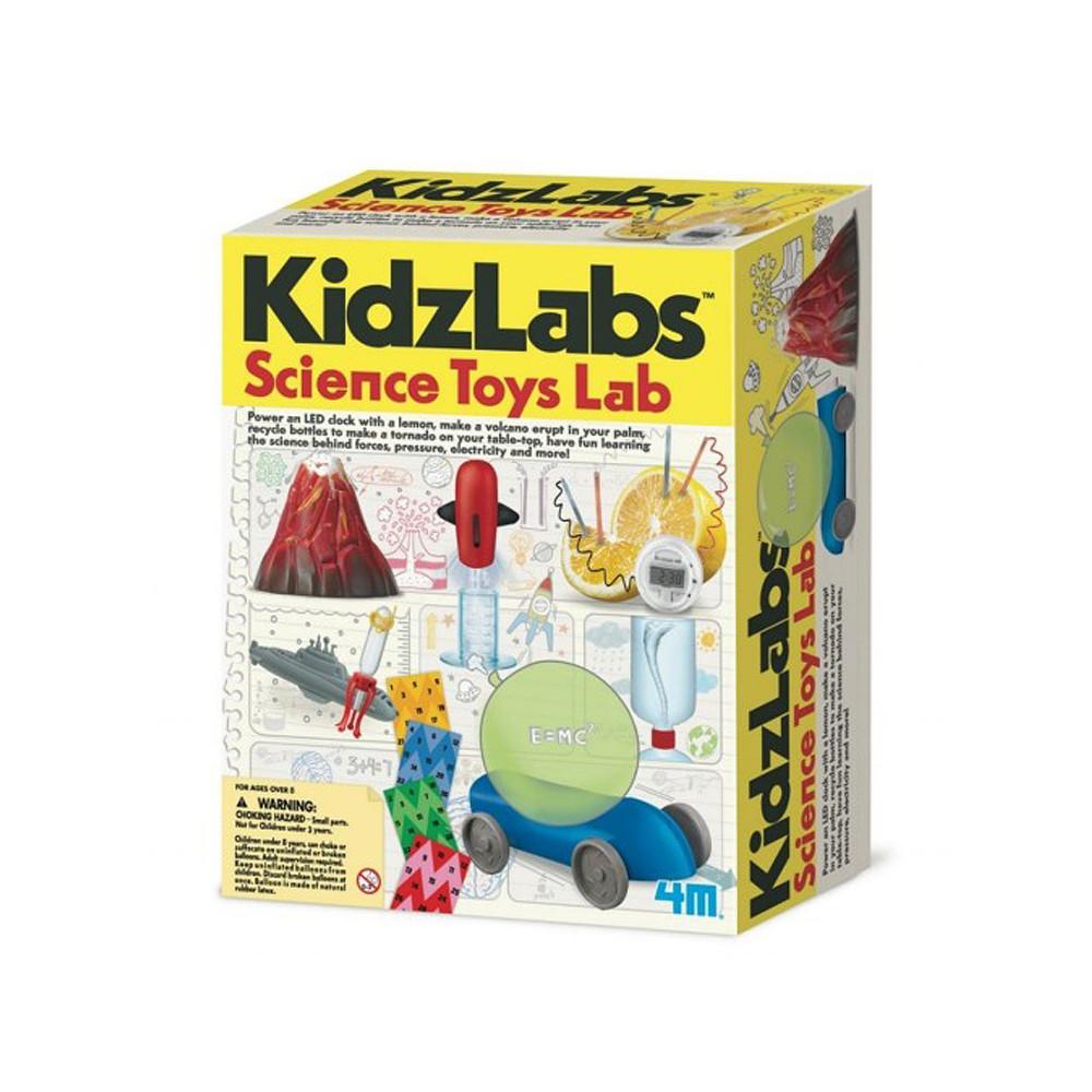 4M Science Toys Lab