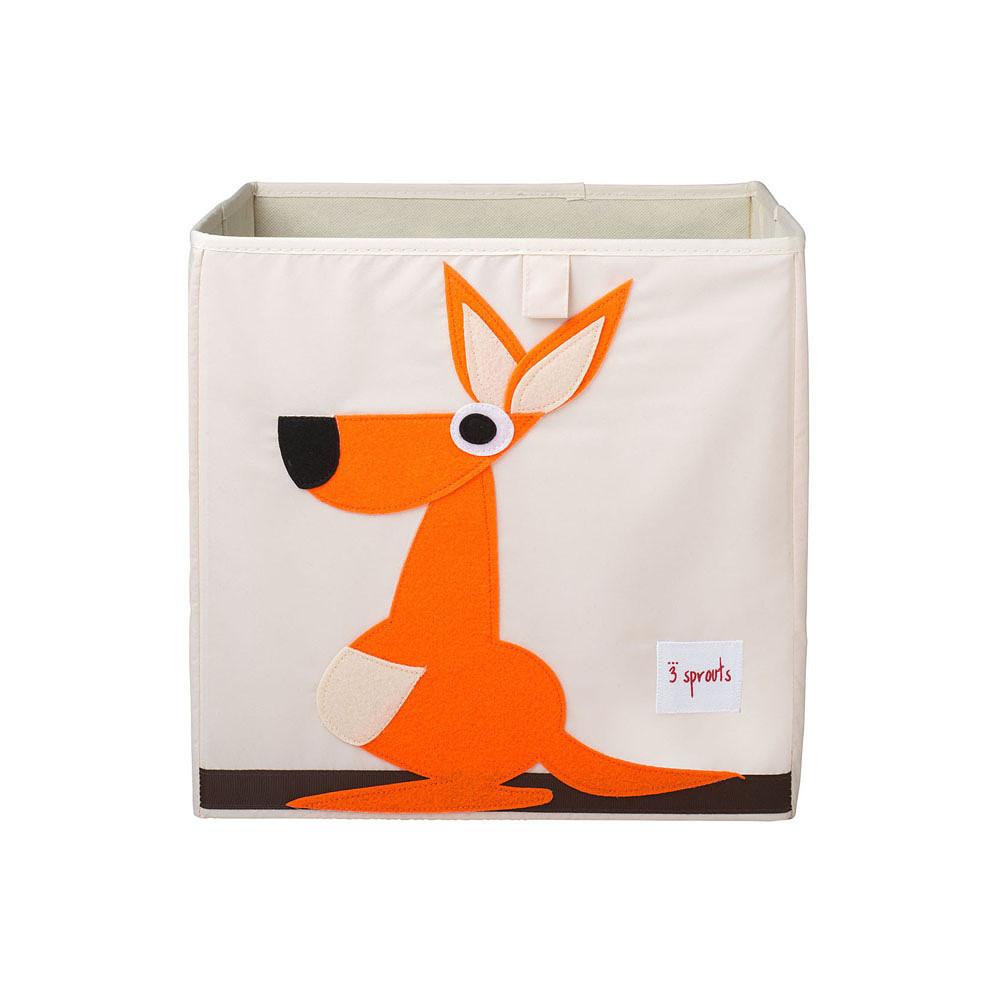 3 Sprouts Storage Box Kangaroo