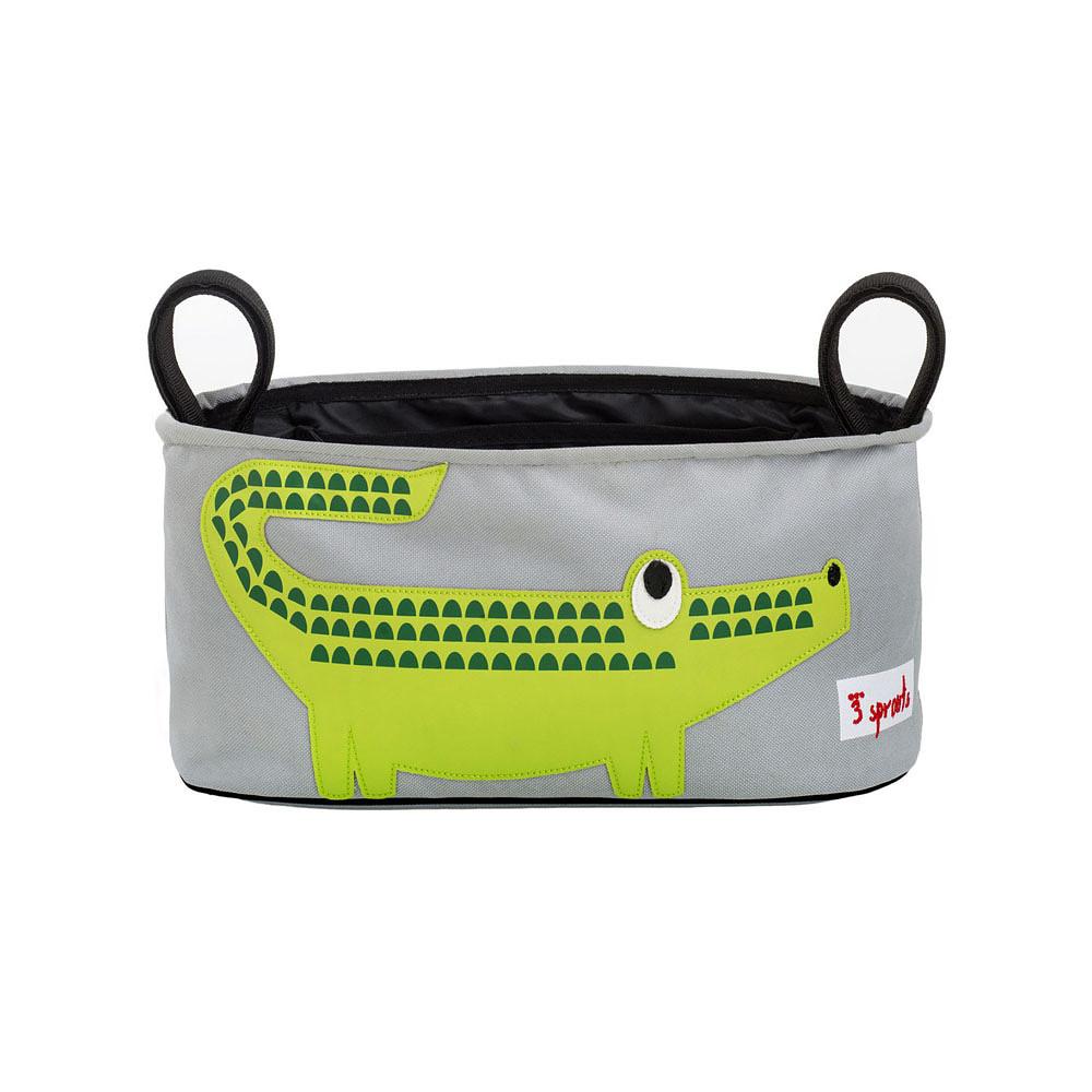 3 Sprouts Stroller Organizers Crocodile