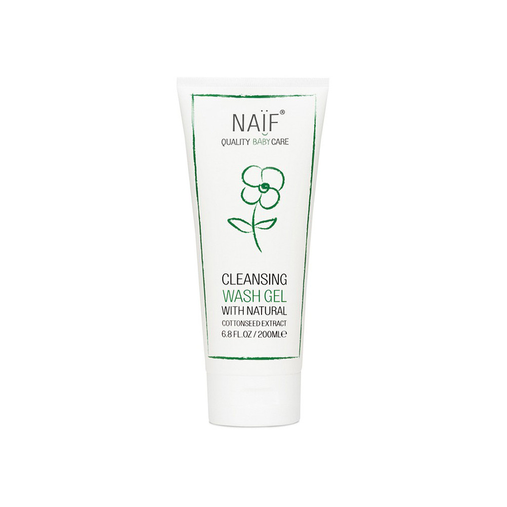 Naif Cleansing Wash Gel 200ML