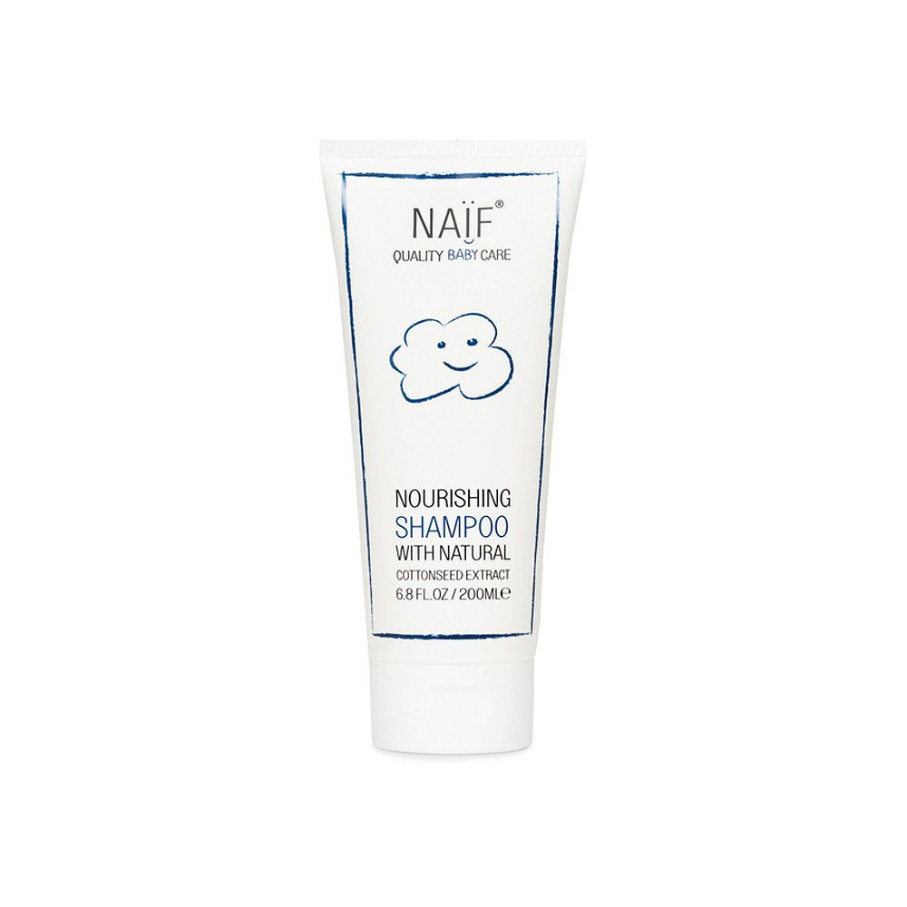Naif Nourishing Shampoo 200ML