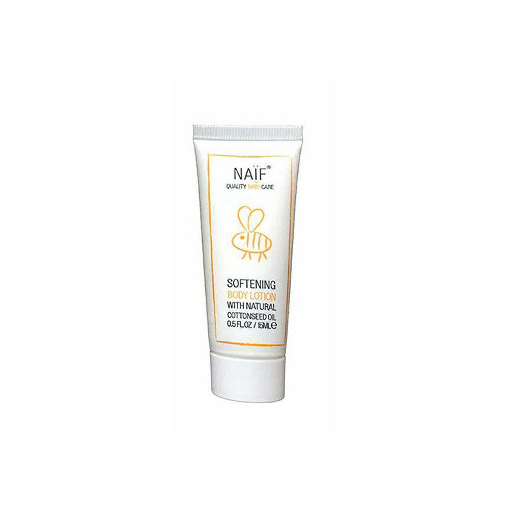 Naif Softening Body Lotion 15ML