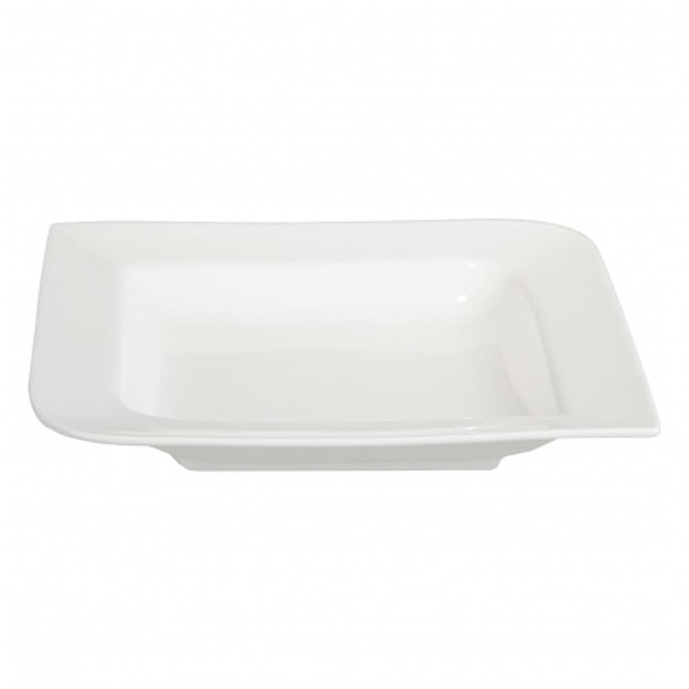 Home Centre Ala Mode Square Soup Plate
