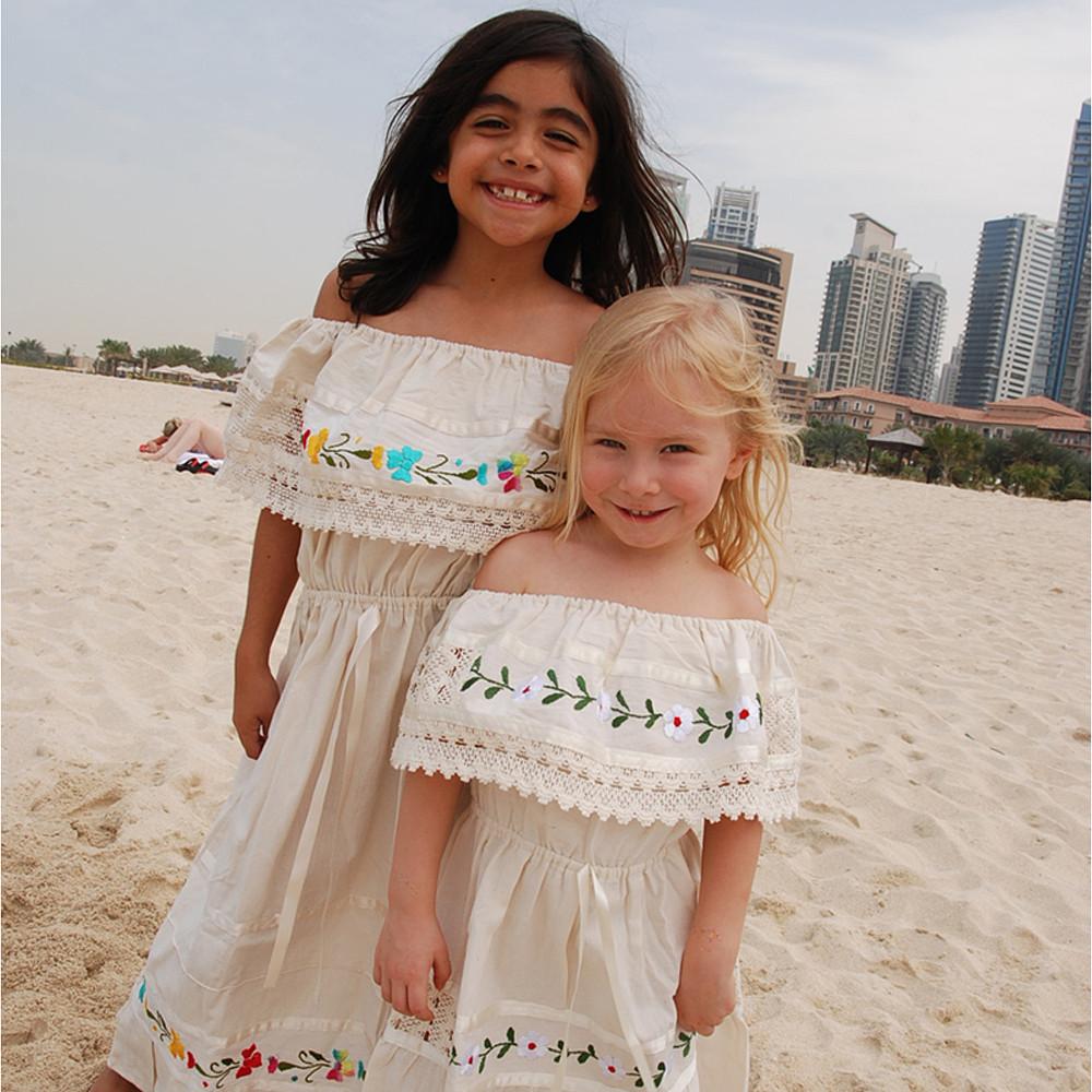 Manta & Rebozo Campesino Dress Kids
