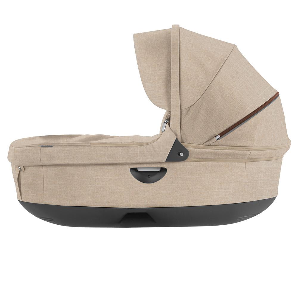 Carry Cot for Crusi or Trailz Beige Melange