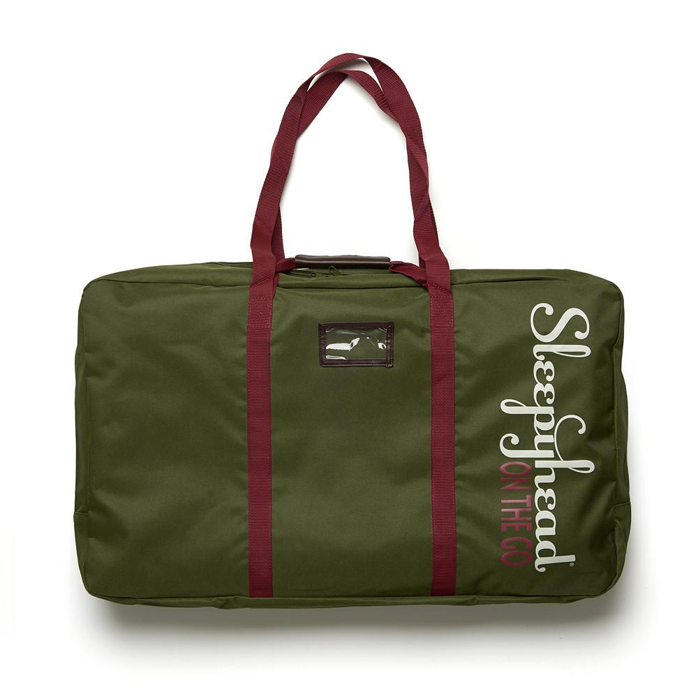 Sleepyhead Deluxe Pod Transport Bag Moss Green
