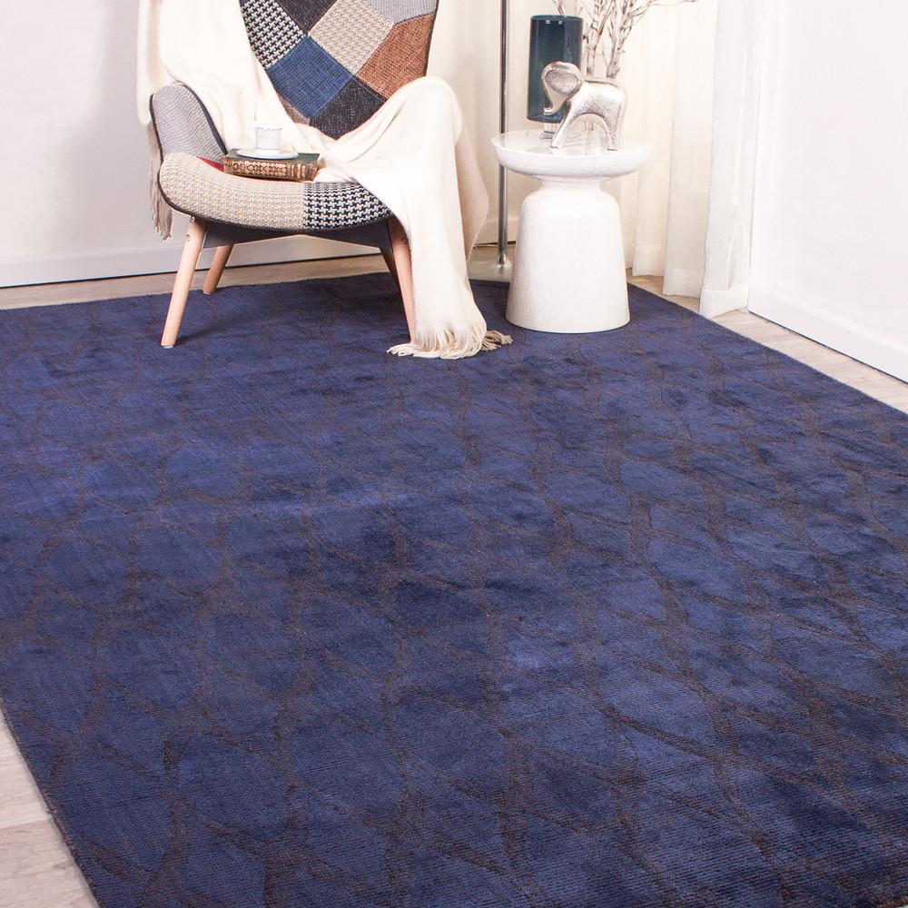 Carpet Centre Kloe Navy Blue 400 X 300CM