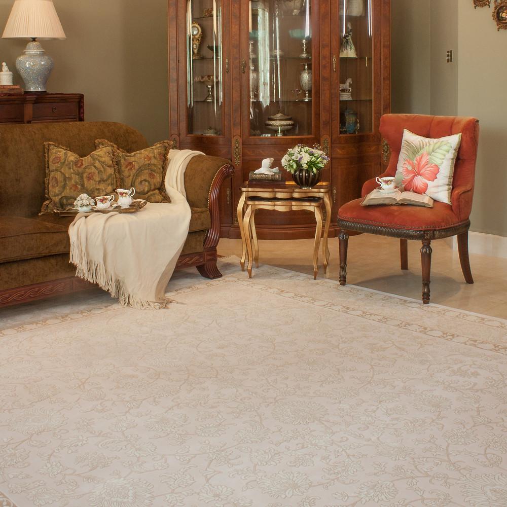 Carpet Centre Florence Traditional Beige 500 X 350CM