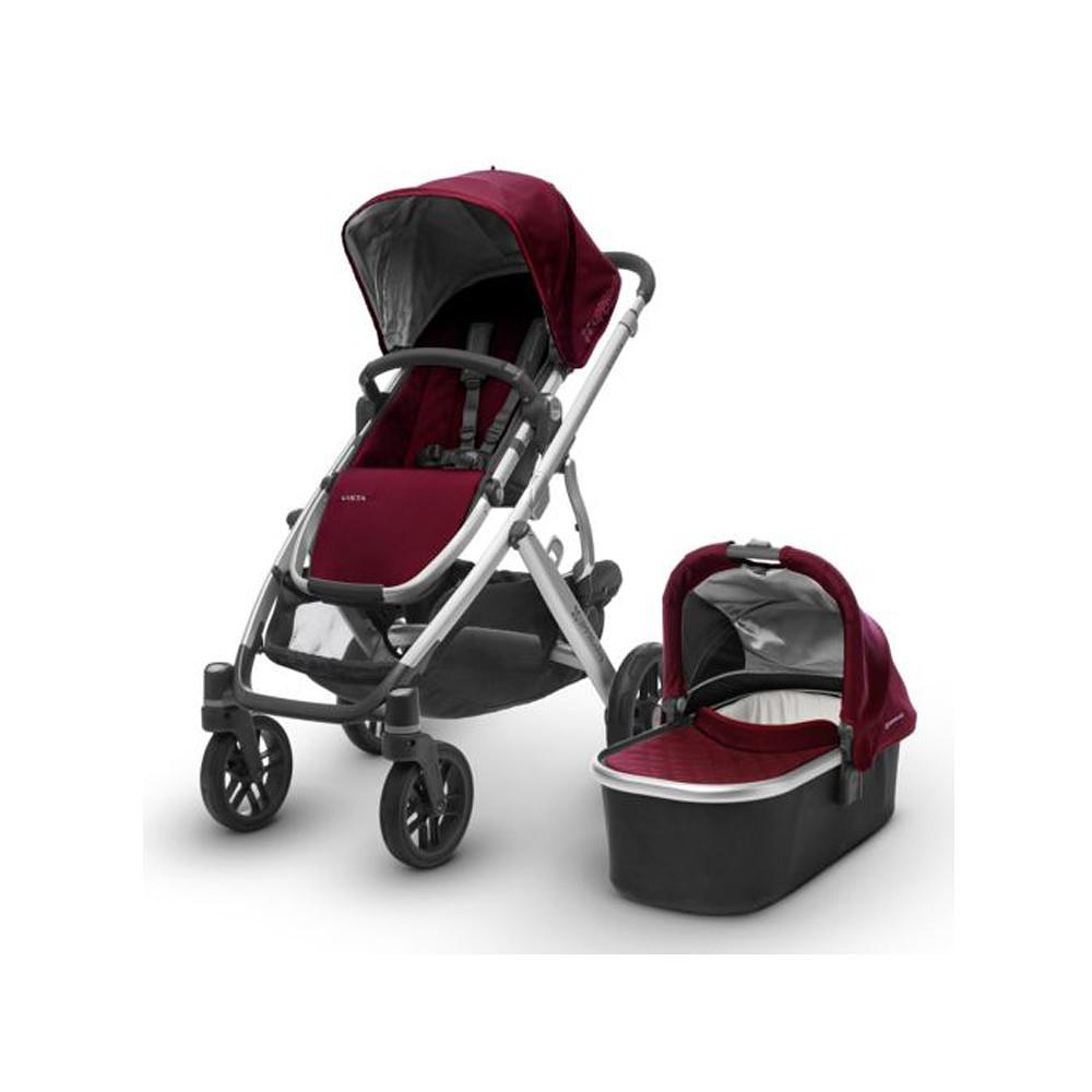 Uppababy Vista Stroller 2017 - Silver Frame