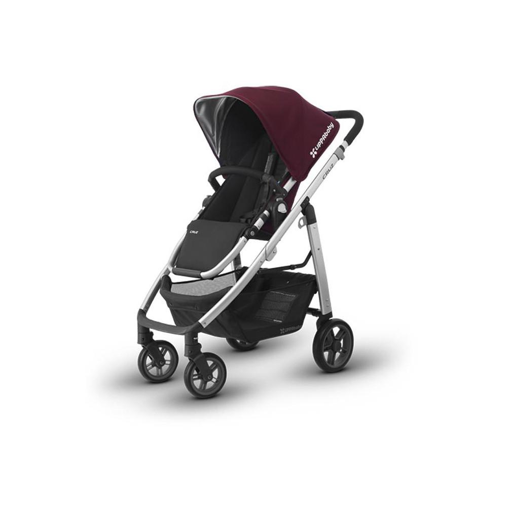 Uppababy Cruz Stroller 2017 - Silver Frame