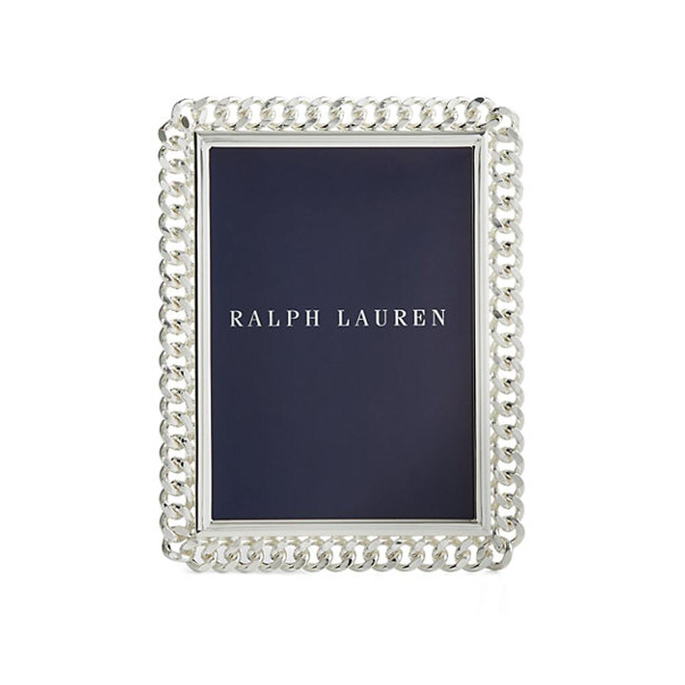 Ralph Lauren Blake Silver Plated Frame 8x10