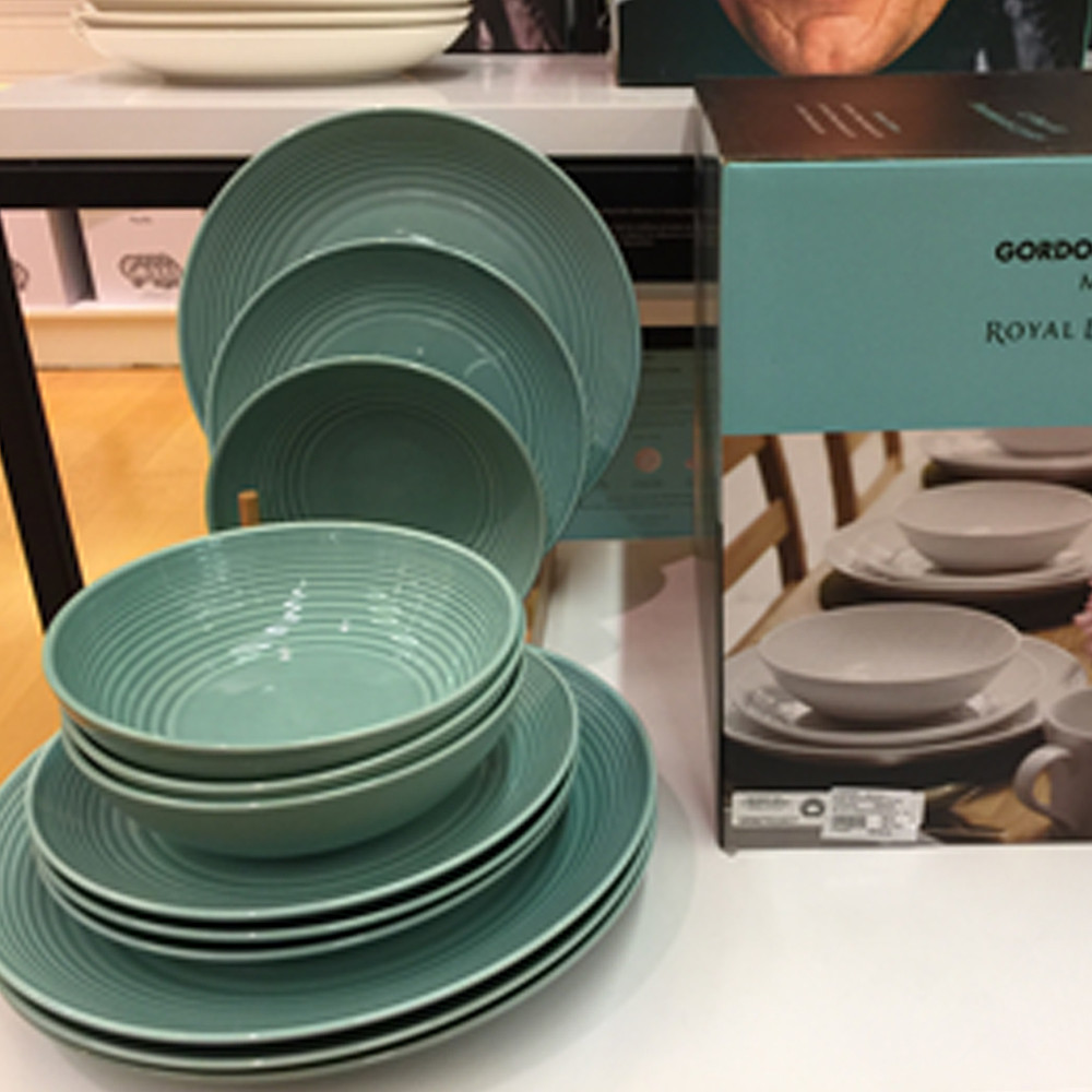 Green Plate S/10