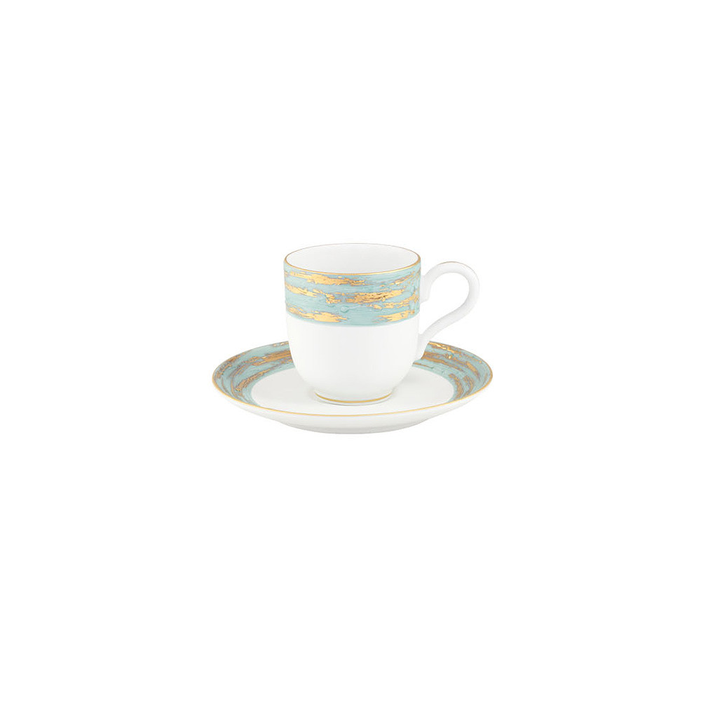 Porcel Lotus Coffee Saucer