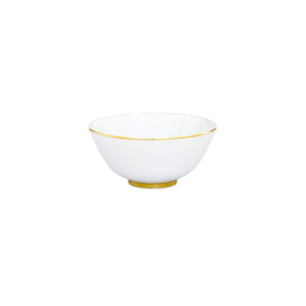 Porcel Bowl Golden 11cm