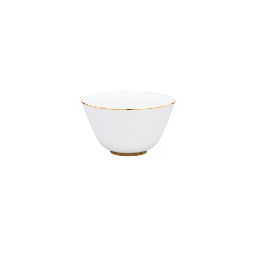 Porcel Bowl Golden 10cm