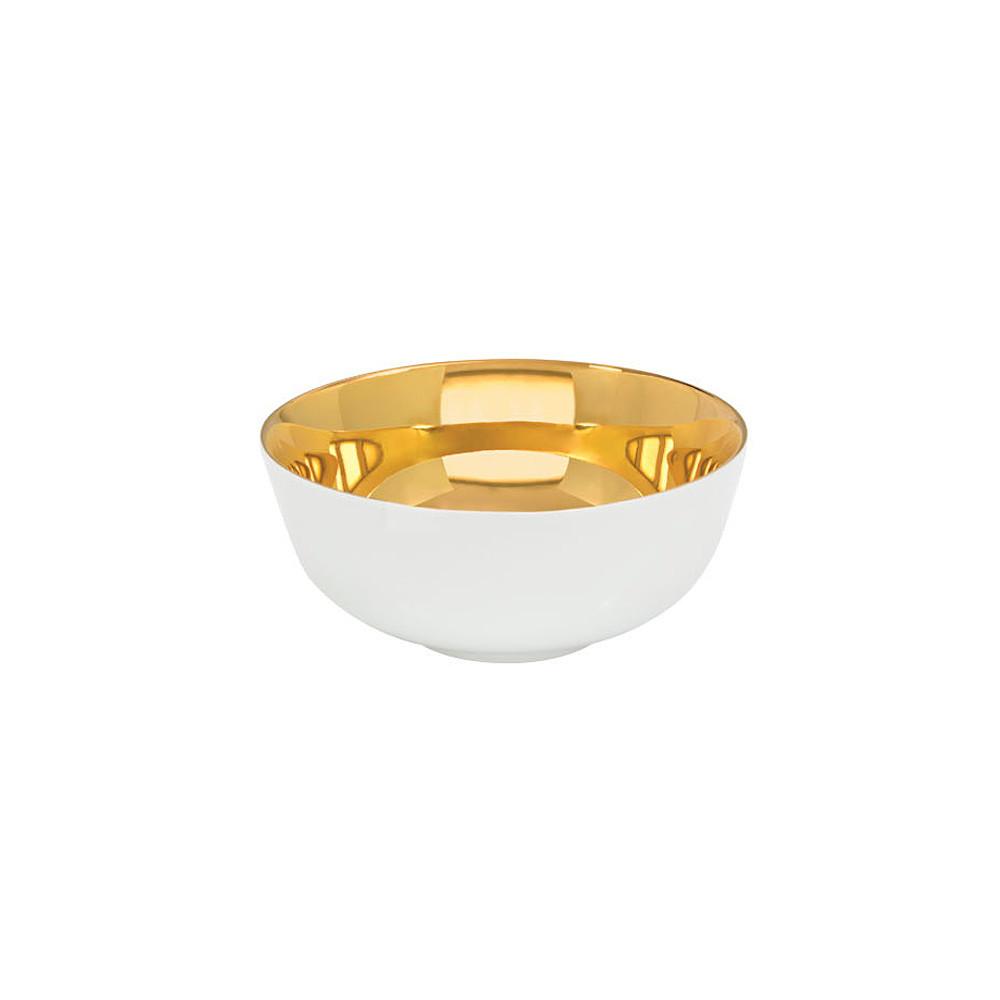 Porcel Bowl Golden 14cm