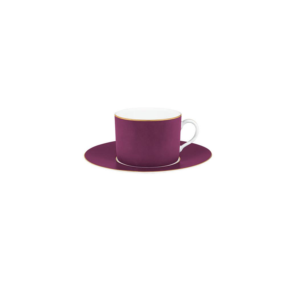 Porcel Violet Teacup