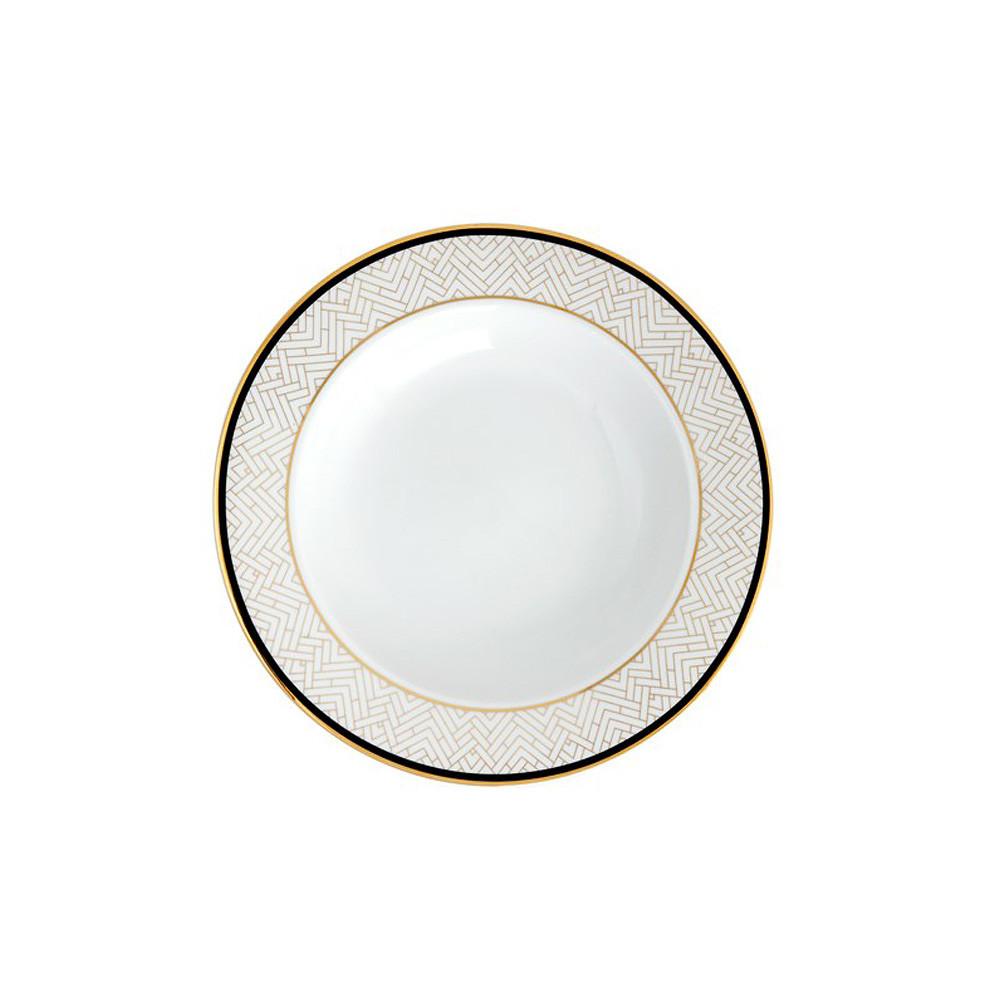 SPAL Art Deco Soup Plate 23cm