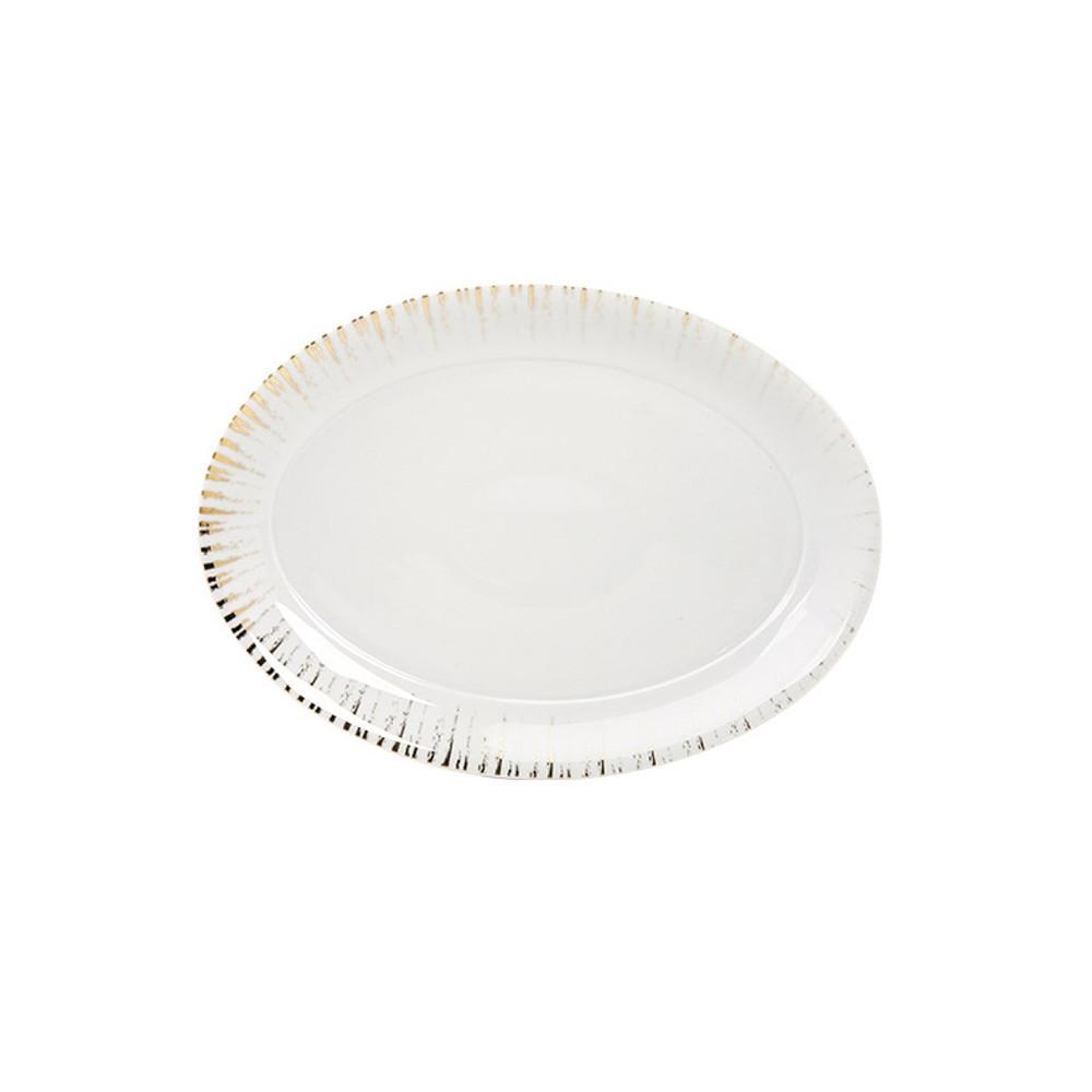 SPAL Glee Oval Platter 30x22cm