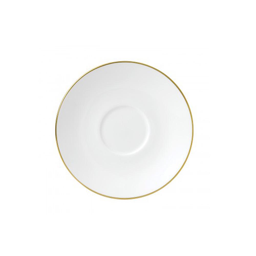 Wedgwood Jasper Conran Gold Tea Saucer