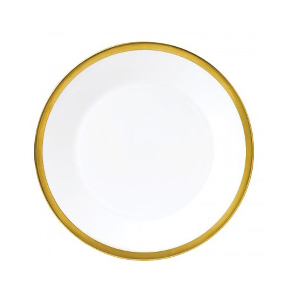 Wedgwood Jasper Conran Gold Plate 27cm