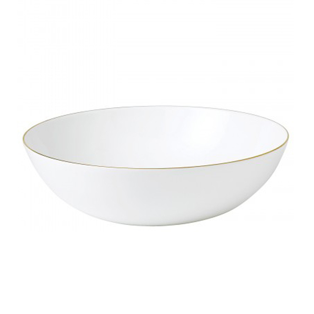 Wedgwood Jasper Conran Gold Serving Bowl 31cm