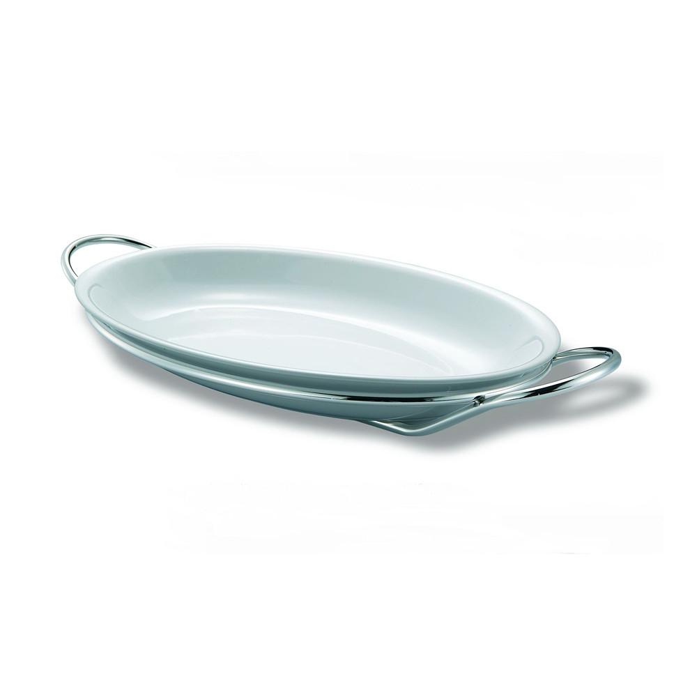 Zanetto Binario Oval Dish