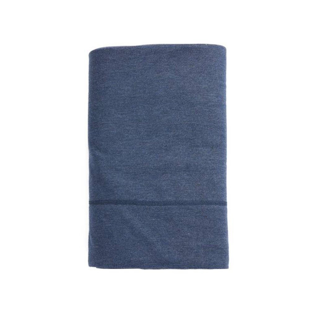 Calvin Klein Flat Sheet Indigo 180x290 Modern Cotton Jersey Body