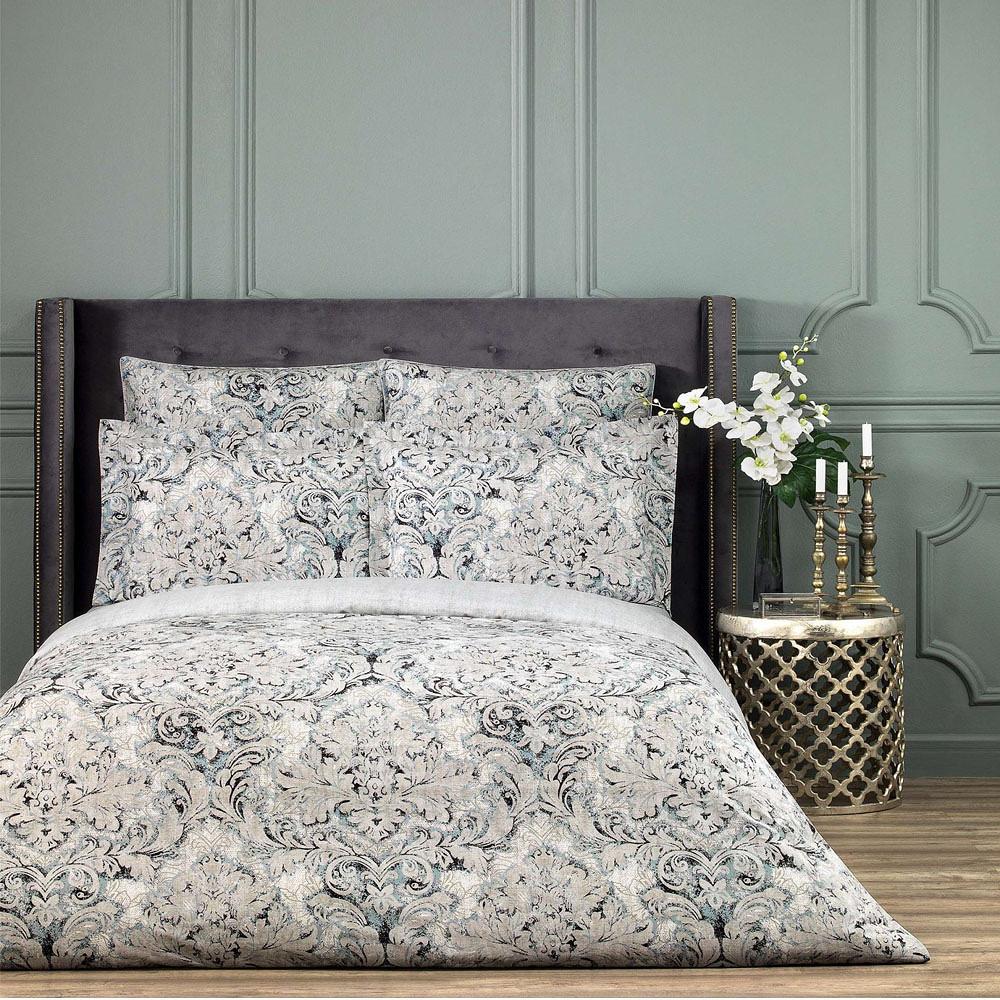 Togas Castello Bedding Set Gray