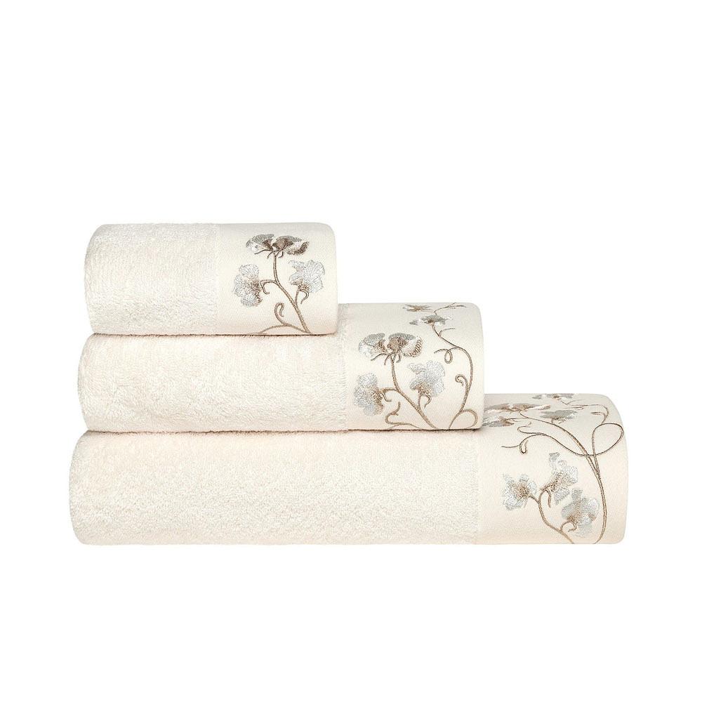 Togas Celeste Ecru Towel Set