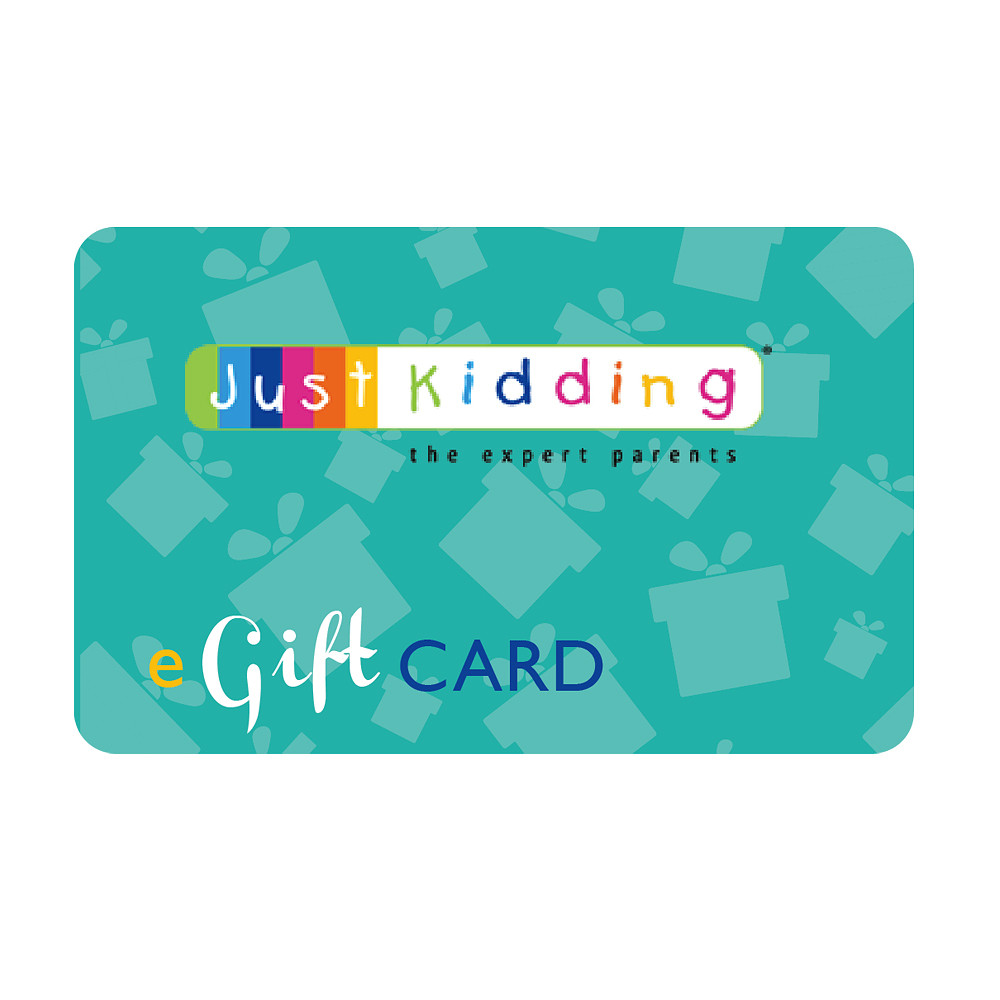 JustKidding E-Gift Card AED 100