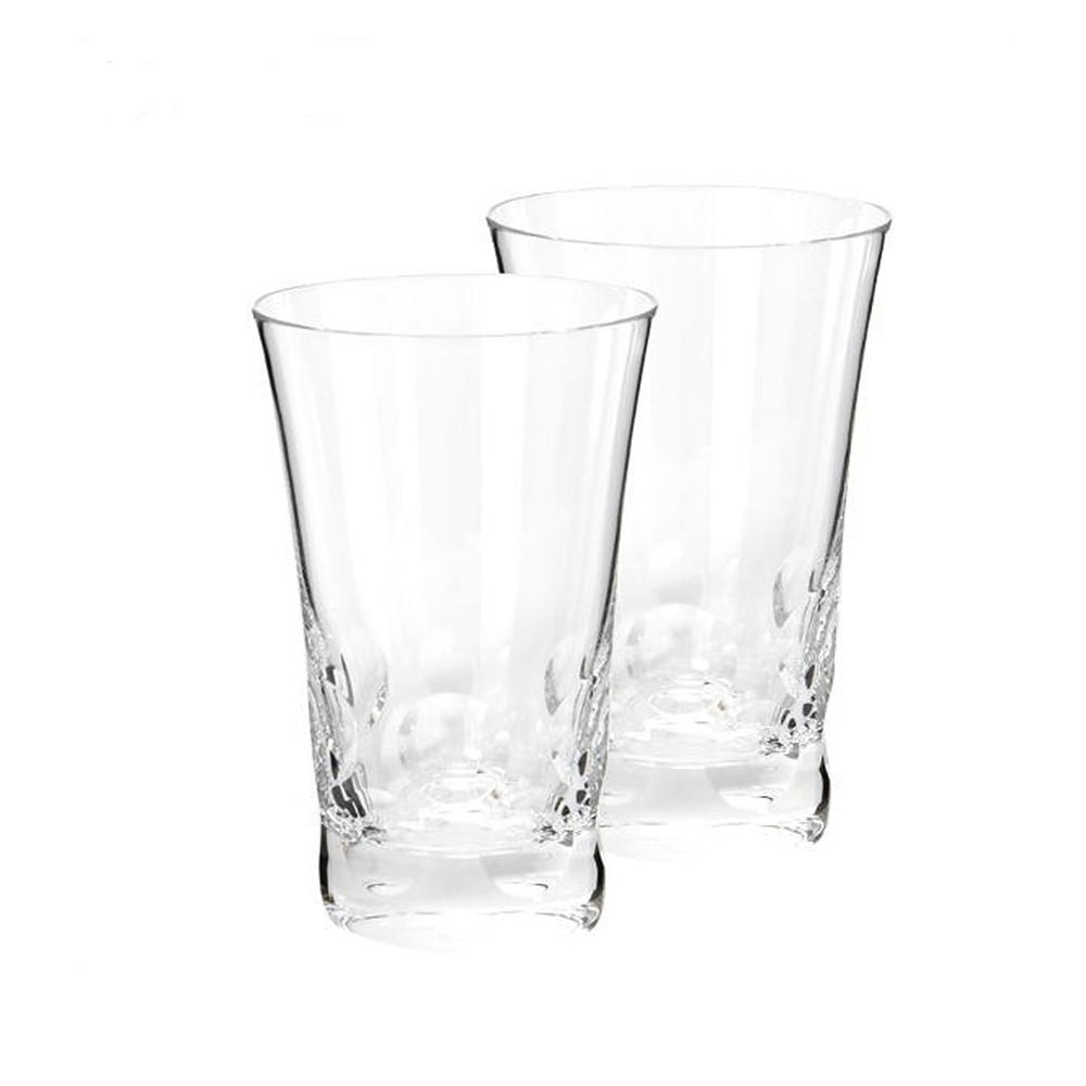 Baccarat Beluga Highball Glasses x 2
