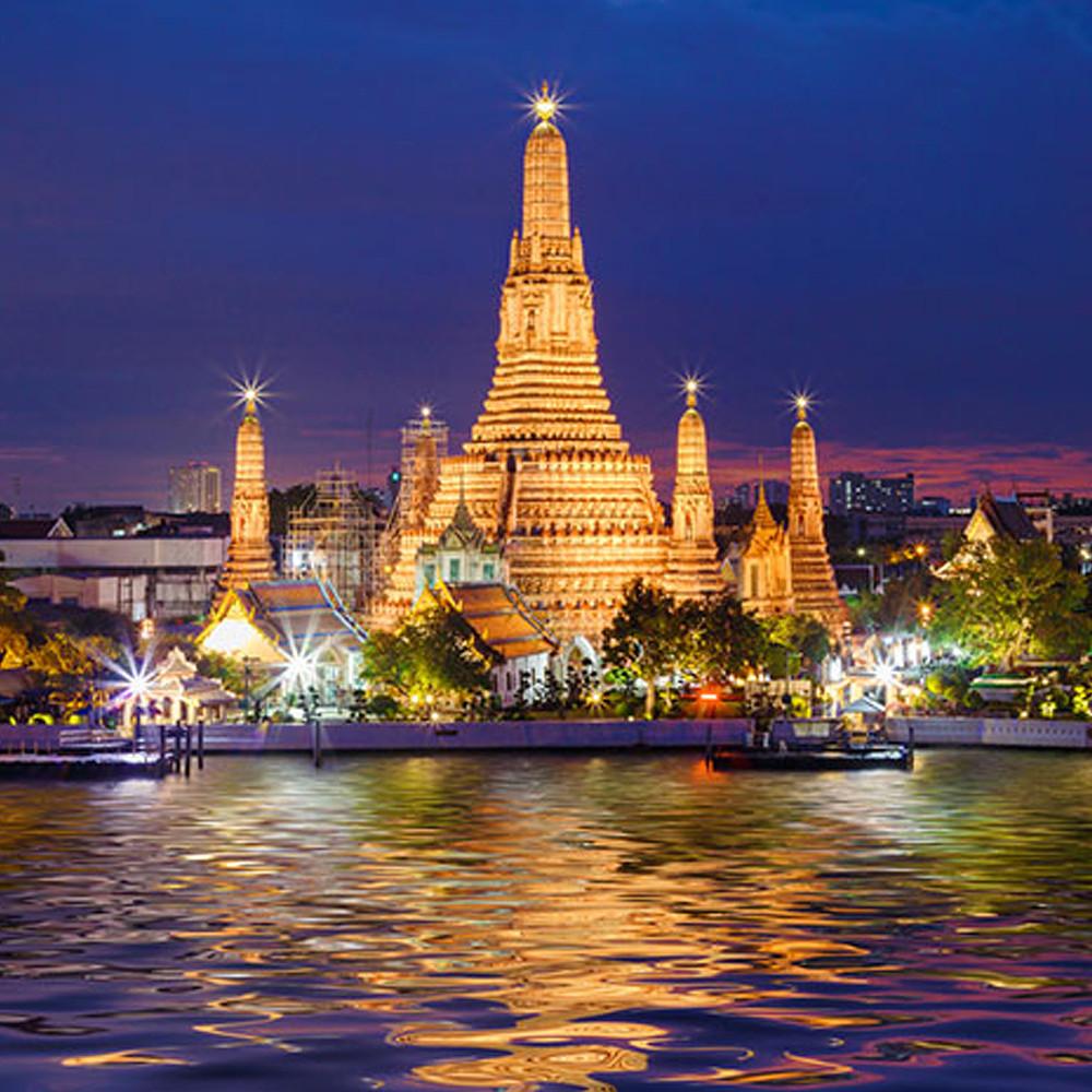 Al Arabi Travel Agency Bangkok Temples Contribution
