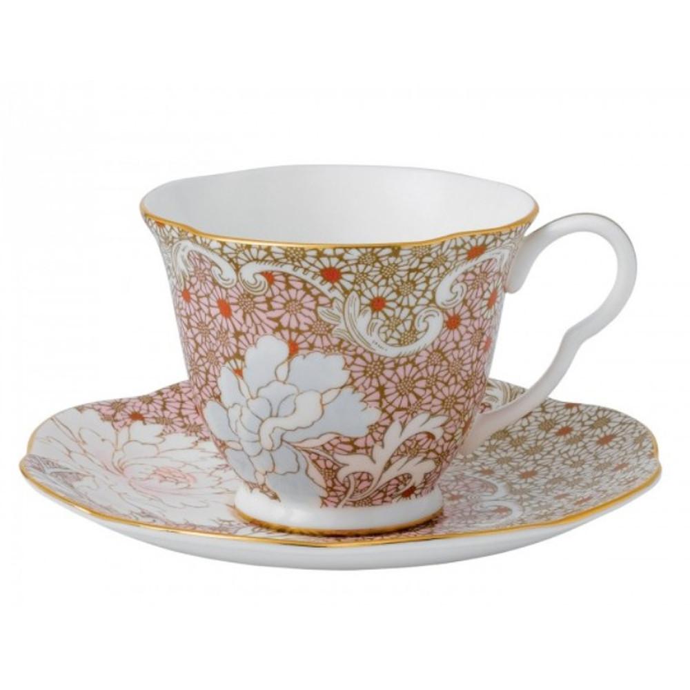 Wedgwood Daisy Tea Story Tea C&S 170ml Pink