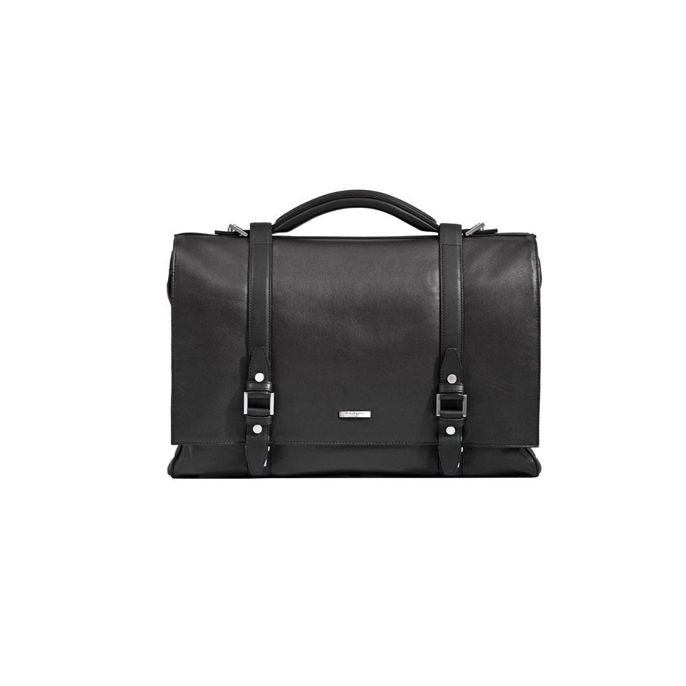 Sage Messenger Bag, KA1325BLK