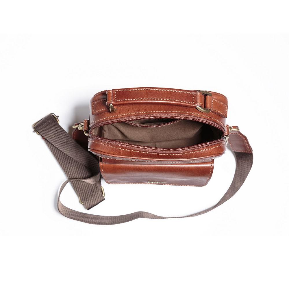 Statesman Crossbody Bag, KZ1327BR